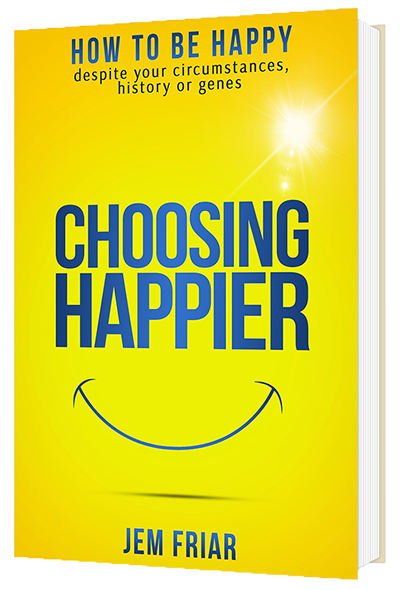 Choosing Happier book